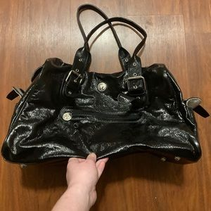 Lululemon podium black bag